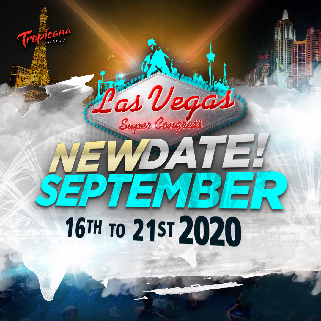 2020 Las Vegas Super Congress September 15th-21st, 2020 - Salsa Bachata Zouk Kizomba